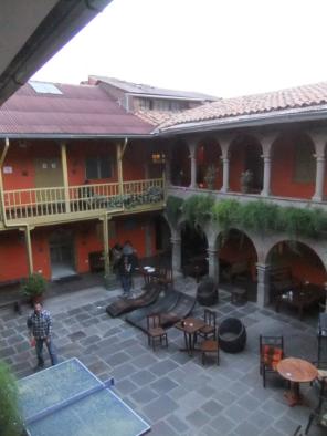 Hostel Ecopackers in Cusco