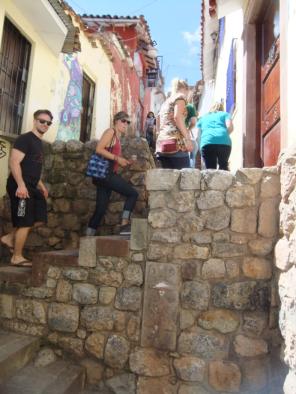 Free Walking Tour in Cusco