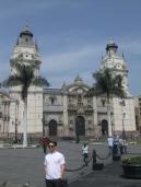 Plaza de Armas de Lima 1