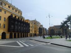 Plaza de Armas de Lima 2