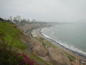 Coast of Miraflores