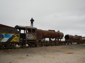 Train cemetery 2