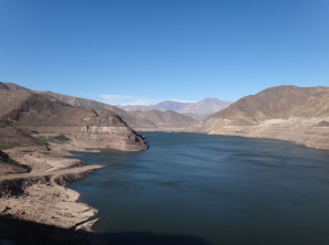 View from the Elqui dam 2