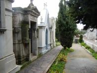 Cemetery of Valparaiso