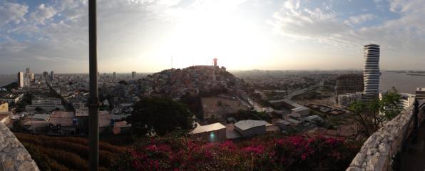 View from Cerro Santa Ana 2