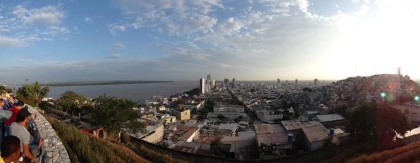 View from Cerro Santa Ana 1