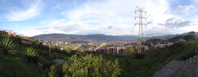 View over Medellin 3