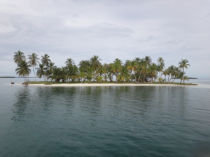 Lonely San Blas Island