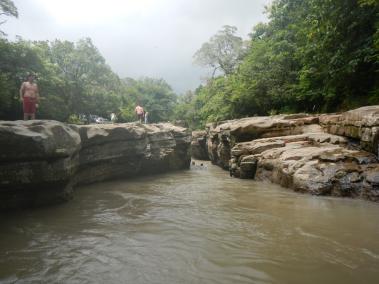 River canyon 1