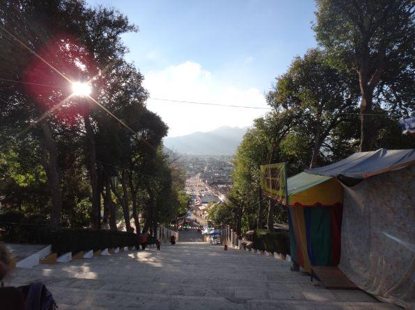 View over San Christóbal