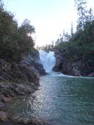 Big Rock Waterfall 2