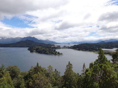 View from Cerro Campamento 3