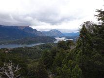 View from Cerro Campamento 2