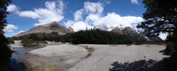 Laguna De Los Tres Trek 1