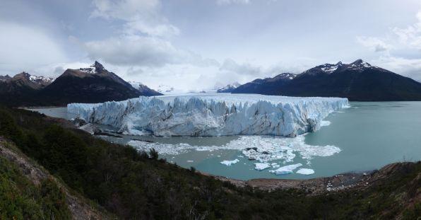Perito Moreno Panorama