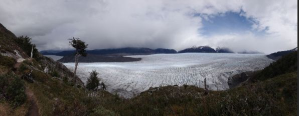 Glacier Grey Panorama