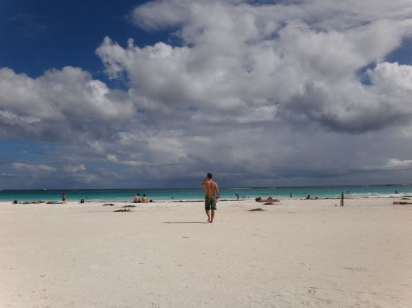 Day at Tulum Beach
